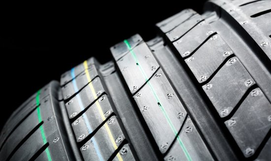 Tyres and parts